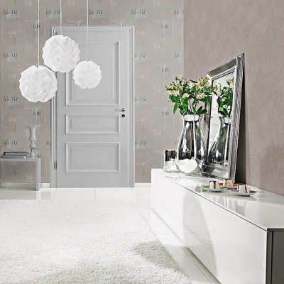 kleiderschrank industrial print optik graphit woody 127 00102 wohnwelten. Black Bedroom Furniture Sets. Home Design Ideas