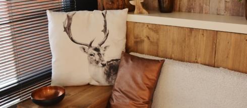 Der typische altmodische Charme des Landhausstils kann hervorragend mit Vintage-Elementen kombiniert werden.