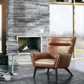 Wohnzimmer Sessel Vintage Design - Wohnwelten-Shop.De