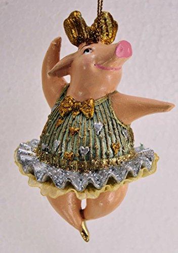 Crazy Christmas, Ballerina Hänger