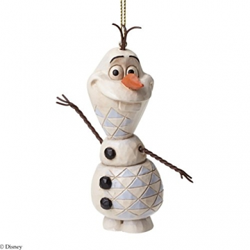 Disney Traditions Olaf Hanging Ornament - 1