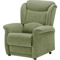 Hukla Fernsehsessel grün - Stoff Benno ¦ grün ¦ Maße (cm): B: 83 H: 109 T: 95 Polstermöbel > Sessel > Fernsehsessel - Höffner