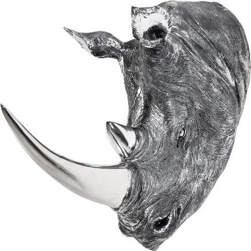 Kare 32837 Deko Kopf Rhino Antique - 1
