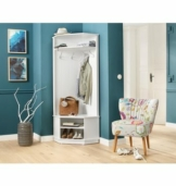 Home affaire Garderobenschrank »Nekso« in 2 verschiedenen Farben