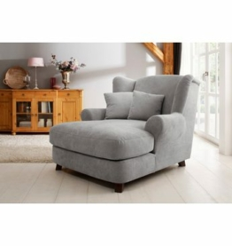 Home affaire XXL-Sessel »Oase«, Mega-Sessel XXL incl. Zierkissen, Love-Seat