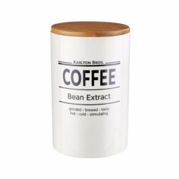 KARLTON BROS. Vorratsdose Coffee 1100ml