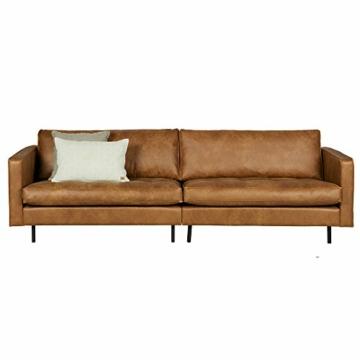 3 Sitzer Sofa Rodeo Classic Echtleder Vintage, Industrial -