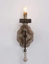 Wandlampe Shabby