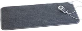 Beheizbare Infrarot-Fußboden-Matte, Vliesstoff, 105x55cm
