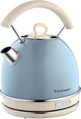 Kabelloser Wasserkocher Vintage, 1,7 L, 2200 W