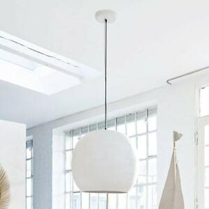 Hängelampe LEWI, Designlampe rund Aluminium Deckenleuchte Ø58cm Hängeleuchte