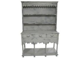 Chic Antique Buffetschrank Schrank Buffet Küchenschrank Vintage Shabby French