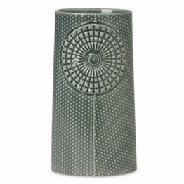 Dottir Nordic Design Vase Pipanella Dot Large Dark Grey (22,5cm)