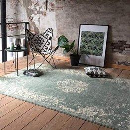 Home & Living Vintage Teppich - Wonder Grün (160 x 230 cm)
