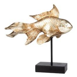 Fisch, goldfarben H32