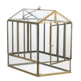 Laterne Auria aus Glas und Eisen Lene Bjerre
