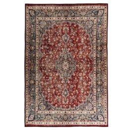 LOBERON Teppich Le Perron, rot (120 x 180cm)