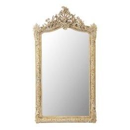 Spiegel 85x153, golden barock