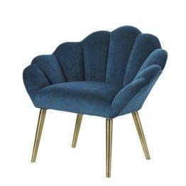 Vintage-Sessel smaragdgrün Homarid