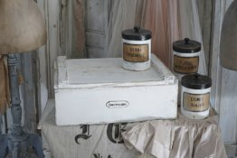 Alte Kiste-Kanariensamen