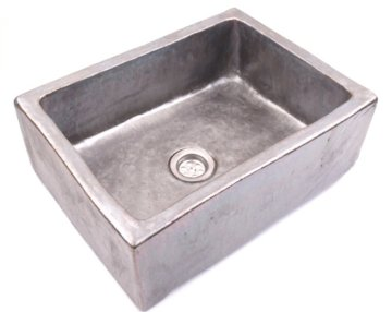 Edelstahl Waschbecken, Ungewöhnliche Waschtisch Overtop