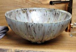 Keramik Spüle/Waschbecken/Vessel Spüle/Badezimmerspüle - Jasper