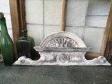 Ornamente, Gips, Shabby Chic, Landhausstil, Vintage
