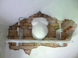 Regal Vintage Shabby Industrial