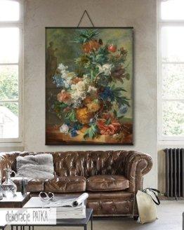 Botanical-Wand-Dekoration-Wiedergabe