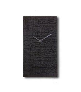 Verbrannt, Wohnkultur, Original Uhr, Wanduhr, Handgemachte Hölzerne Uhren, Rustikale Uhr