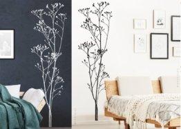 Wandtattoo Baum Bis 210 cm Wandsticker Wandaufkleber Wand Tattoo Aufkleber Sticker Ast Wall Decal W406