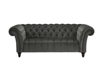 Sofa, 2-sitzig  Canyon ¦ grau Polstermöbel > Sofas > 2-Sitzer - Höffner
